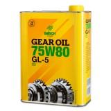 واسکازین بوش سوپر هیبرید 75W80 GL5 یک لیتری چهار گوش فلزی
