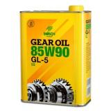 واسکازین بوش سوپر هیبرید 85W90 GL5 دو و نیم لیتری چهار گوش فلزی